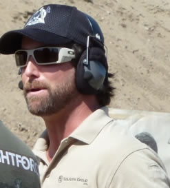 Grant Reynolds – Pistol Craft / Rifle / Urban Sniper Instructor